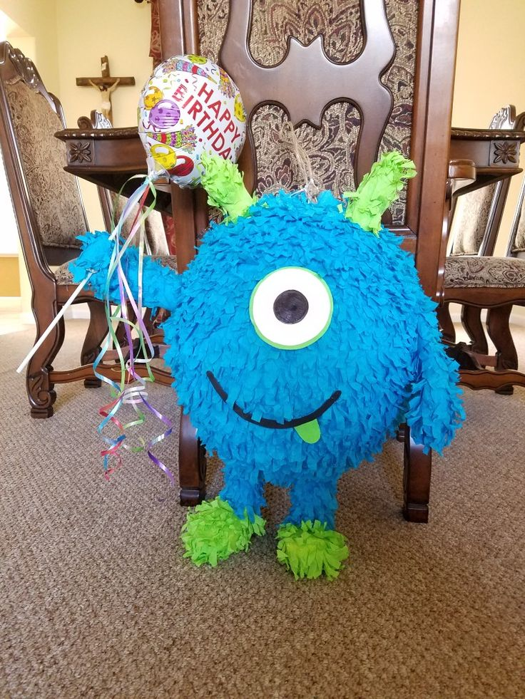 Little Monster Piñata