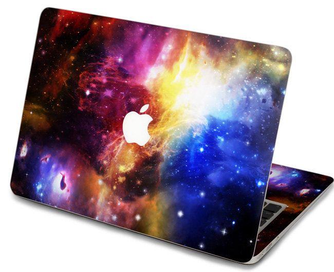 "macbook decal top Laptop Macbook Pro 13"" front decals macbook air skin macbook pro decal macbook decals sticker 3M mac decals Mac Decal by MixedDecal on Etsy"