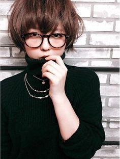 大人女性におすすめ♡子供っぽくならないマッシュ系ショートヘアのスタイル集 - Yahoo! BEAUTY