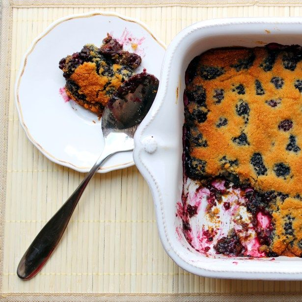 AIP Blackberry Cobbler, anyone? | He Won't Know It's Paleo