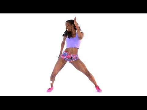 Dance Cardio Workout Moves – 5 Ways To a Better Body – Sculpt & Tone Exercises – SELF - YouTube