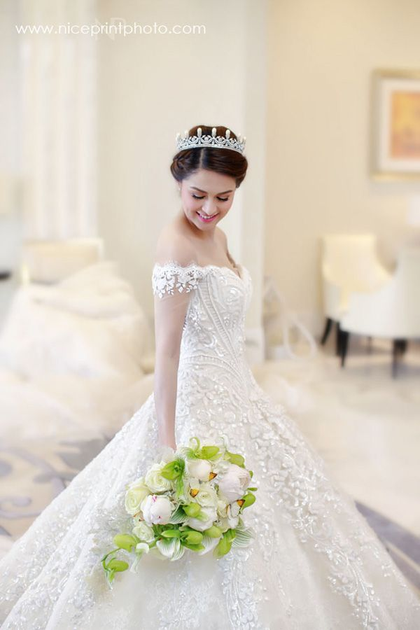The Year in Love: The 11 Best Celebrity Wedding Dresses of ...