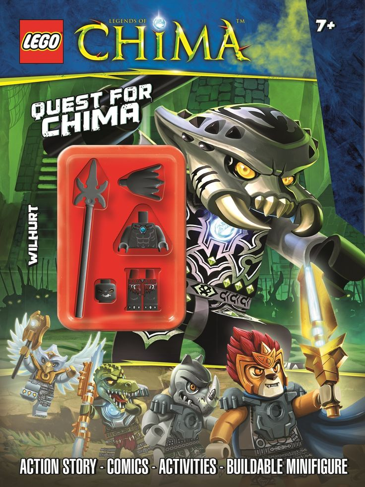 Lego Legends of Chima - Quest of China