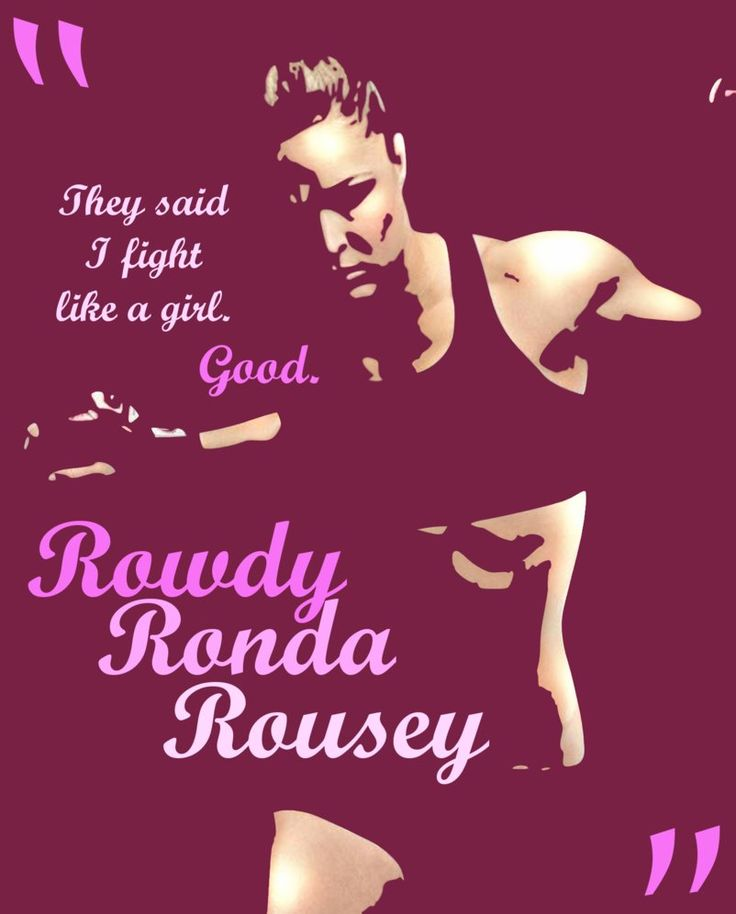 good. (Ronda Rousey) by ~NeilGuillotine on deviantART Learn more about Ronda at RondaRousey.net #armbarnation