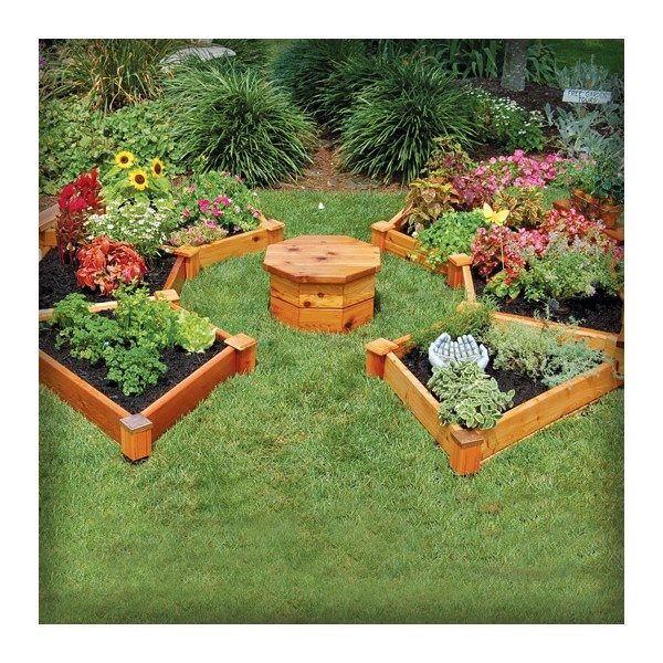 Small Raised Garden: Small Raised Beds