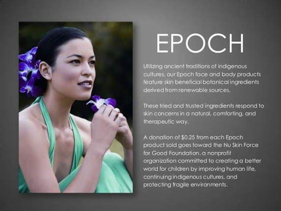 Epoch #LiveEpoch