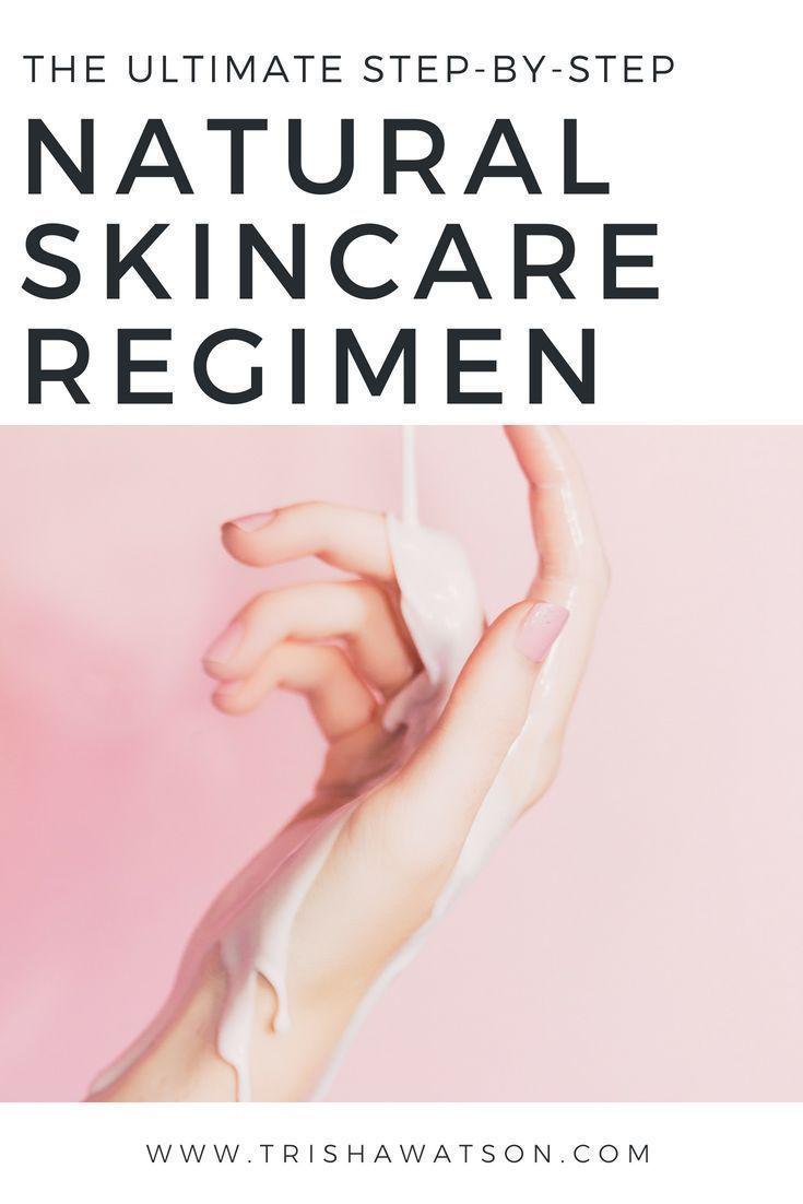 Die ultimative natürliche Hautpflege-Routine / Schritt-für-Schritt-Anleitung für eine tägliche Hautpflege – Better skin tips
