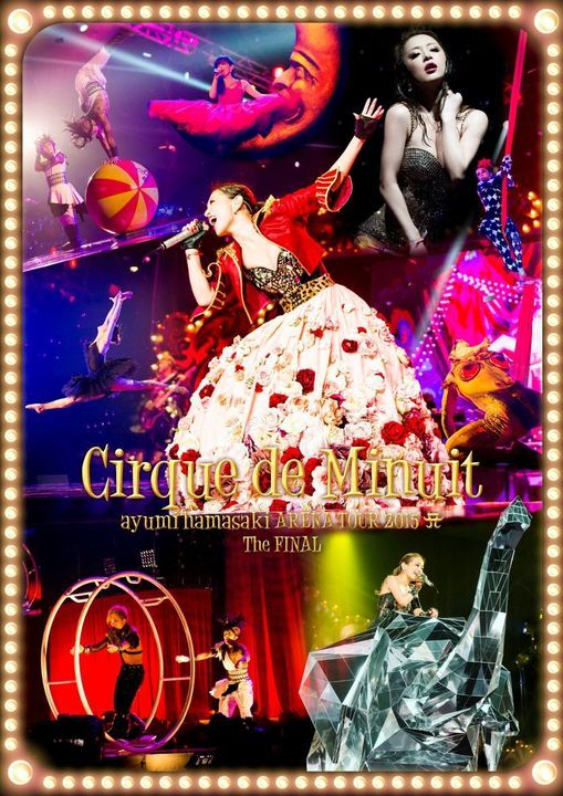 "Buy ""ayumi hamasaki ARENA TOUR 2015 A Cirque de Minuit - Mayonaka no Circus - The FINAL (Japan Version)"" - AVBD-92259 at YesAsia.com with Free International Shipping! Here you can find products of Hamasaki Ayumi,"
