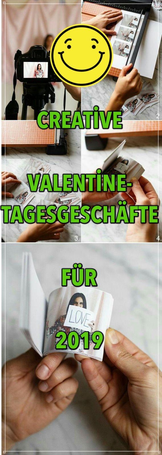2019 CREATİVE Valentinstag Geschenke Ideen FÜR HİM