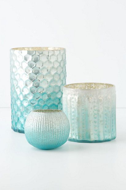 Marvelous Found On Anthropologie.com   Votive   Our Each Price $ 0.65 , $ 1.00 ·  Bathrooms DecorBlue Bathroom DecorMermaid ...