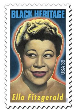 African American Stamps | Postage Stamp Gallery celebrates African-Americans at History Center ...