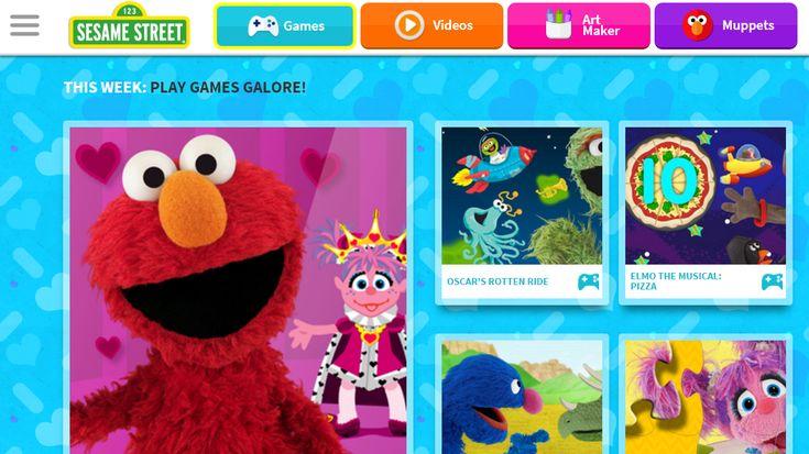 Your Preschooler Will Love These Websites: Sesame Street