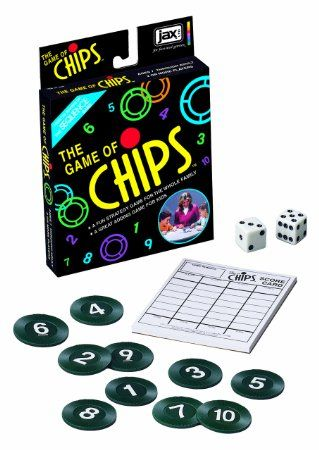 Kids Games Using Poker Chips