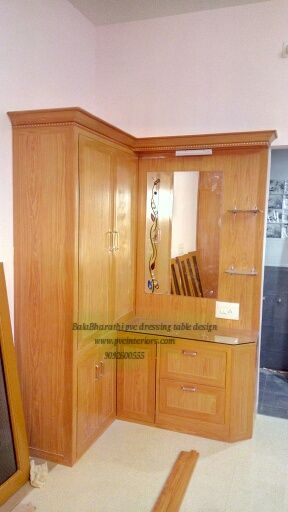 Dressing Table, Kitchen Cabinets