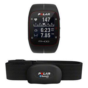 Polar M400 Montre Cardio/GPS Multisport