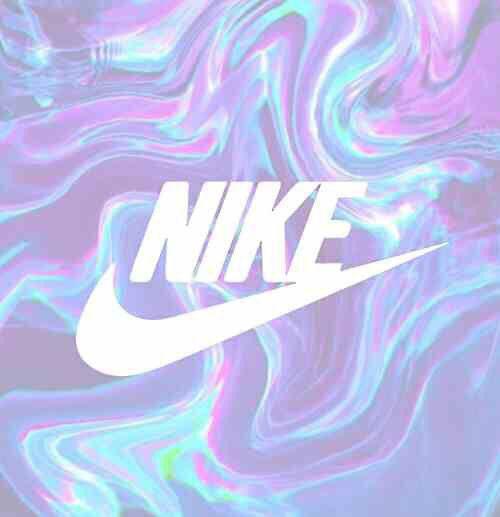 fond, bleu, savon, fais cela, Nike, rose, violet, citation, tapisserie