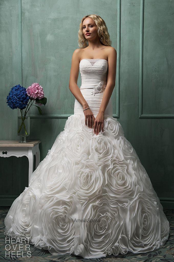 Amelia Sposa 2014 Wedding Dress Style Tais