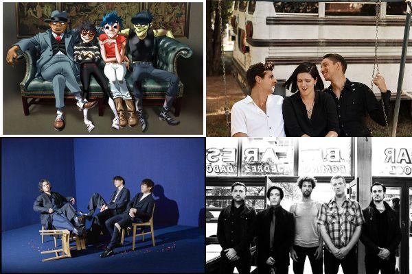 GORILLAZ(ゴリラズ)、THE XX(ザ・エックス・エックス)など注目アーティストが多数参加する「FUJI ROCK FESTIVAL '17」がもうすぐ開催!