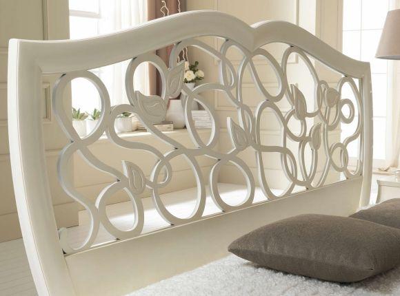 Stilema, Classic Traforato Bed, Buy Online at LuxDeco