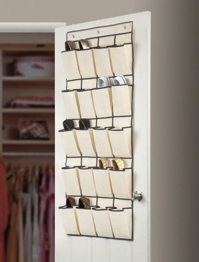 Dorm Must Have   20 Pocket Shoe Organizer   Great For Shoes, Toiletries,  Beauty Products, Laundry Items And More! Part 56