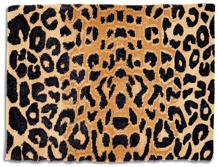 25 melhores ideias de tapete leopardo no pinterest. Black Bedroom Furniture Sets. Home Design Ideas