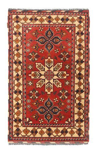 Afghán Kargahi 101x160 - CarpetVista