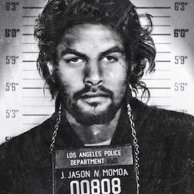 Jason Momoa Heritage: Best 25+ Celebrity Mugshots Ideas On Pinterest