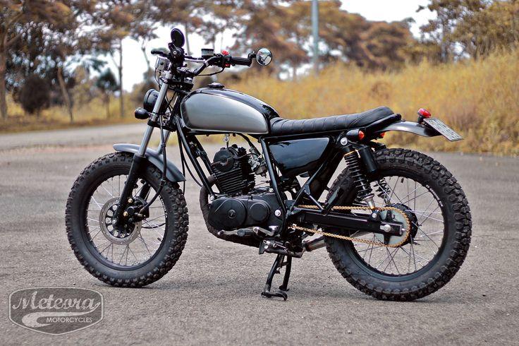 Sym Bonus tracker by Meteora Motorcycle, Vietnam