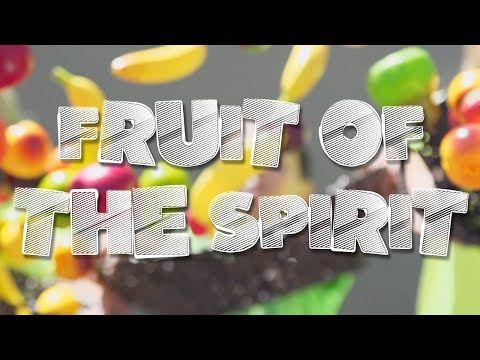 ▶ Fruit of the Spirit Music Video - Go Fish - YouTube - this seems like a cute video to show for the older kids ( young kids will like it too) Not for every day worhsip but maybe as a reminder or end of the week reminder.