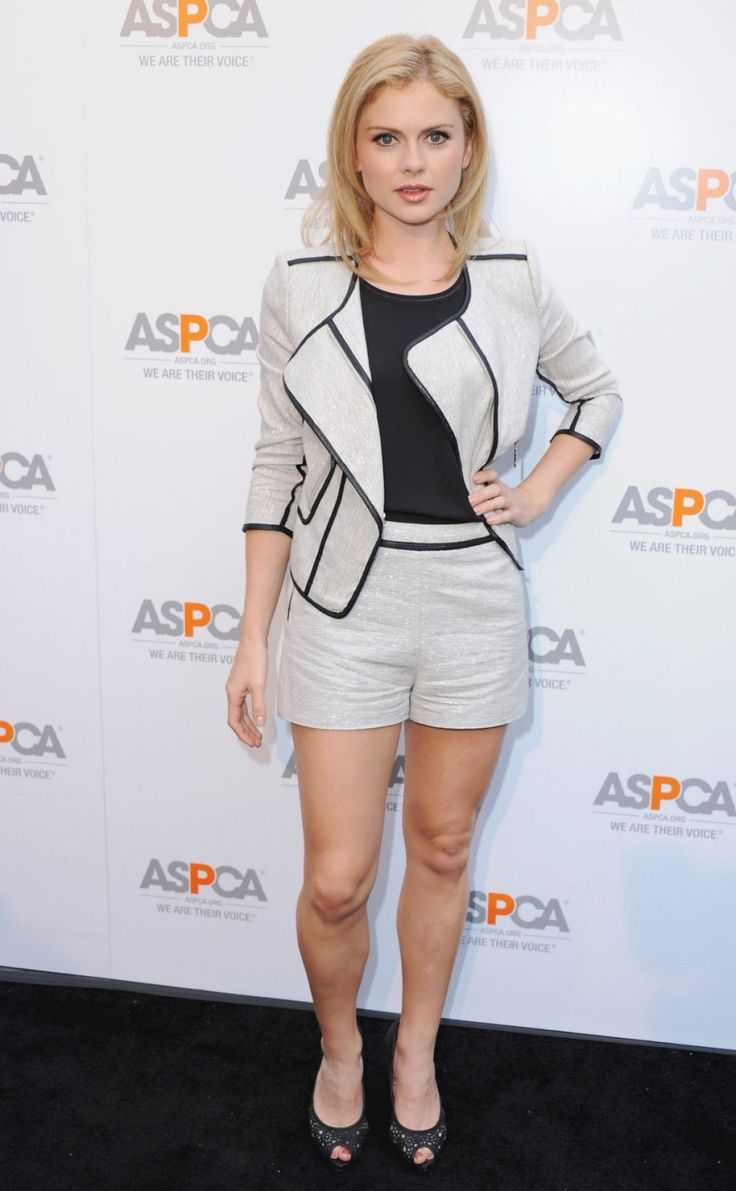 ROSE MCIVER at Aspca's Commitment to Save Animals Celebration - 10/88 - 5'3''....