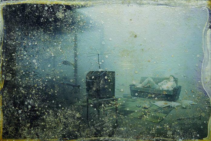 Andreas Franke La Photographie S Expose Au Fond De L Ocean Photographie Exposition