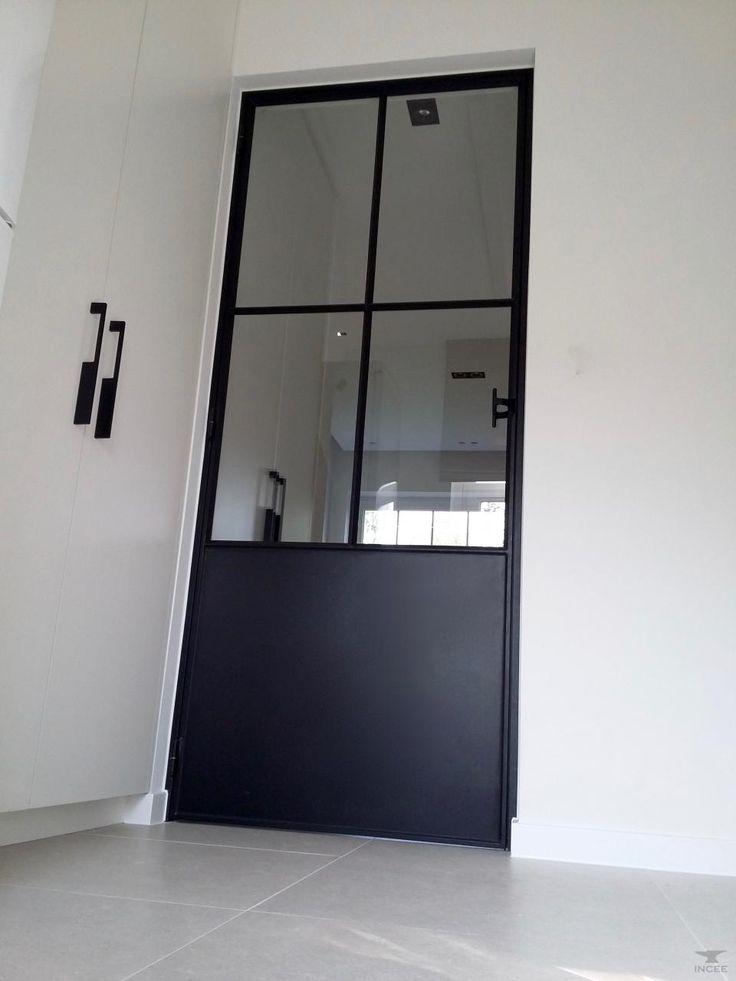 25 beste idee n over rustieke interieurs op pinterest rustieke cabine keukens modern for Trend wallpaper voor volwassen kamer