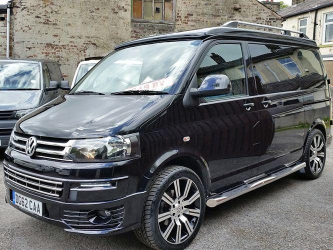 Teahupoo VW T5 Camper Van Gallery
