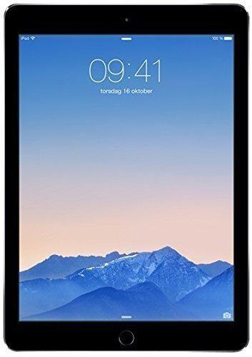 Apple iPad Air 2 MGTX2LL/A 9.7-inches 128 GB Tablet (Space Gray)