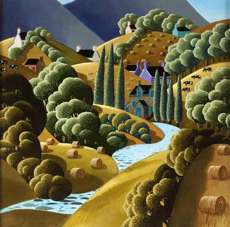 George Callaghan - Blue Water River