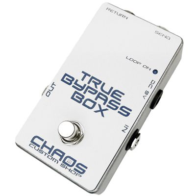 CHAOS TRUE BYPASS BOX ‹ CHAOS