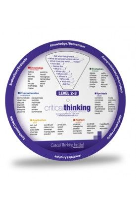 questioning strategies to develop critical thinking skills