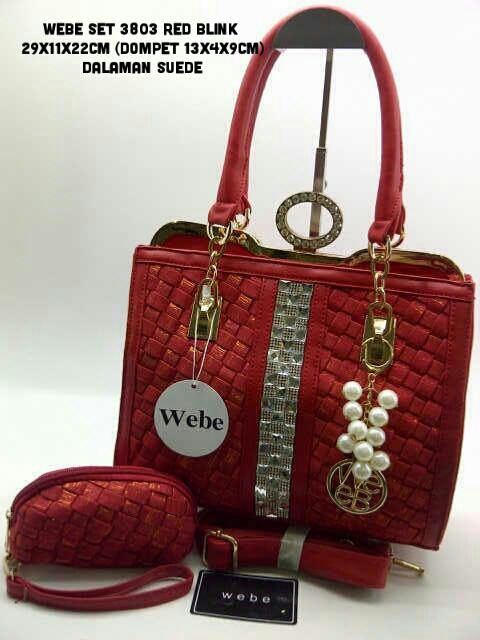 awesome Tas Webe 2 IN 1 BLINK 01
