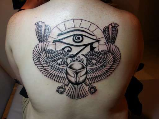 egyptian tattoos | Bast Egyptian Tattoos Page 2