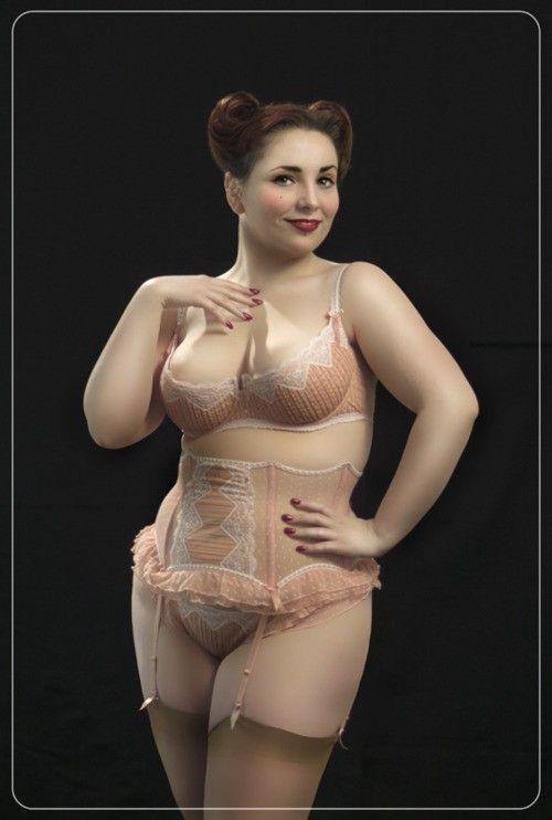 Plus Size Kinky Lingerie 25