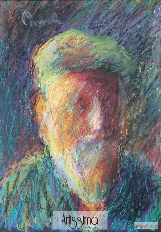 Jerzy PANEK ● Autoportret ●