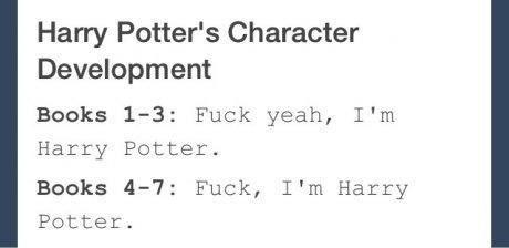 17 Harry-Potter-Bilder, die niemals nicht witzig sind