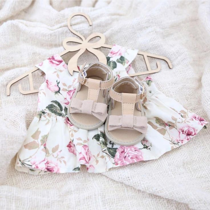 Soft sole sandals from Sadie Baby