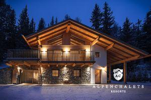 Luxus Wellnesschalet am Kronplatz - Hüttenurlaub in Kronplatz mieten - Alpen Chalets & Resorts