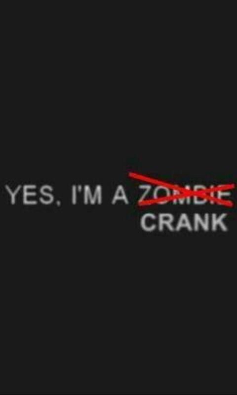 This post has got me... Cranky