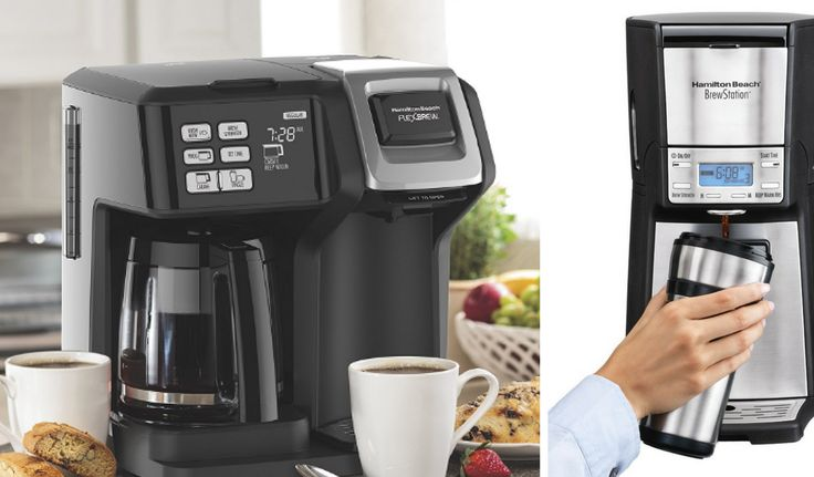 Looking for top rated home coffee makers under $100? Our reviews turned up two great choices. Packed with features, either of these is an excellent choice.