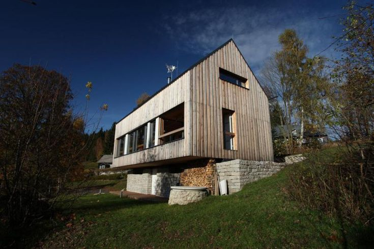 Wooden housee realised by Prodesi in Czech Republic