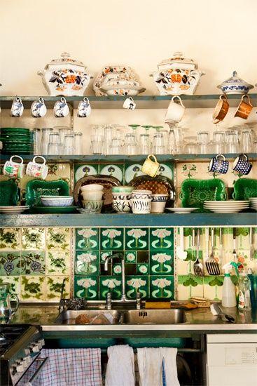 Boho Hippie Kitchen Kitchen Love Photo Credit Anna Huix Boho Gypsy