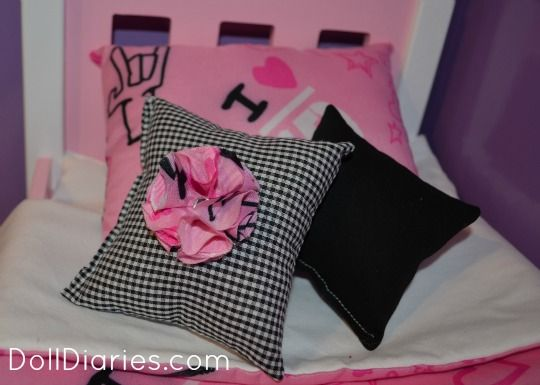 Giveaway U2013 One Direction Bedding Set For Dolls From AvasDollRoom