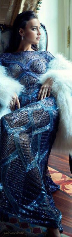 Blue:  #Blue.